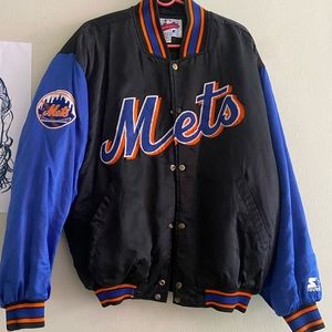 NY Mets Starter Coat